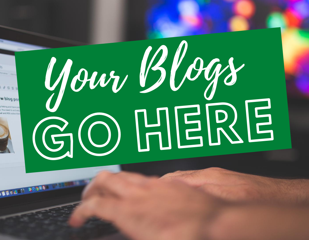 Your Blogs